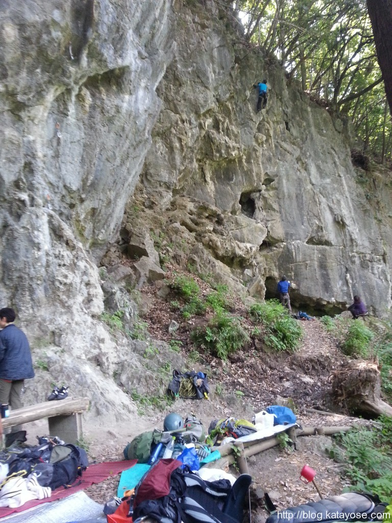 コウモリ岩