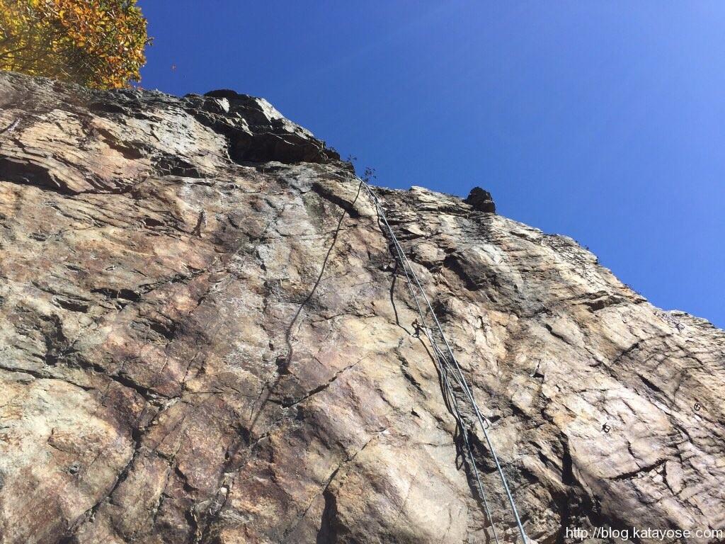 氷川屏風岩C峰
